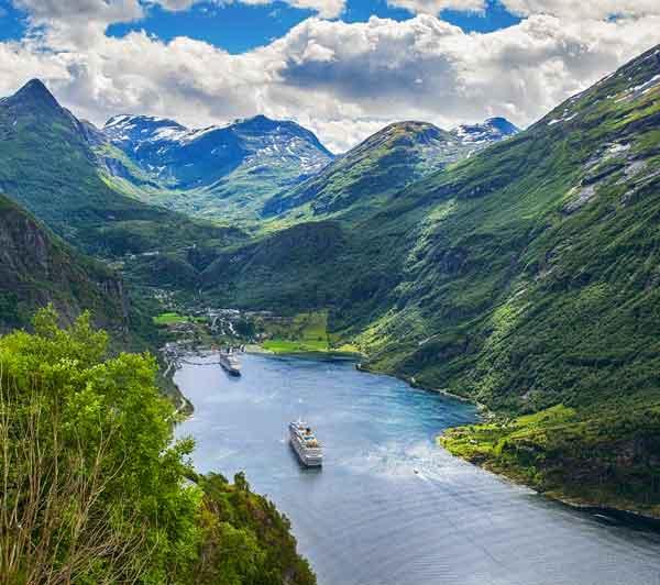 tour magia dei fiordi norvegesi
