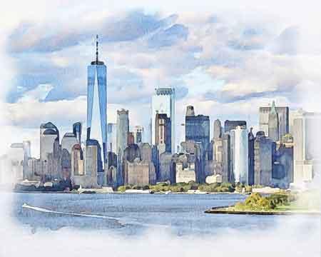 pacchetto New York