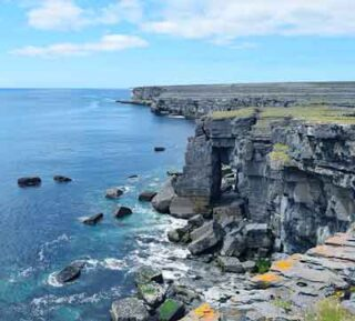 Irlanda nord e sud Isole Aran