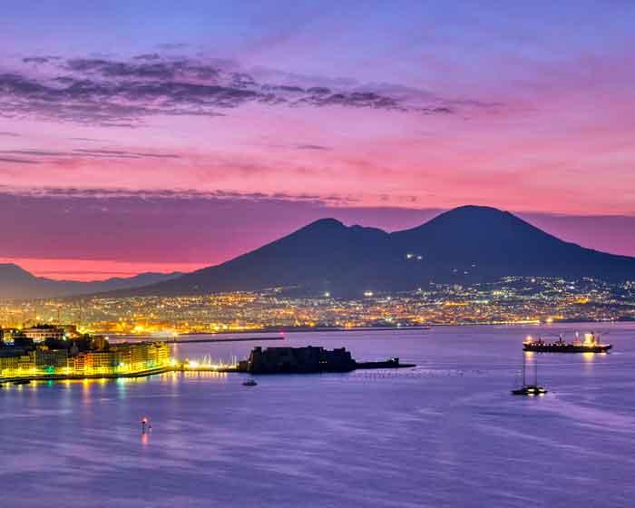 Napoli tour organizzato