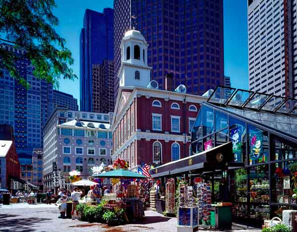 tour New York Boston e Cascate del Niagara