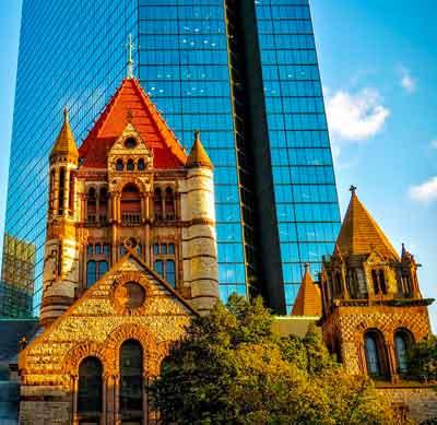 Tour Boston e triangolo dell'est