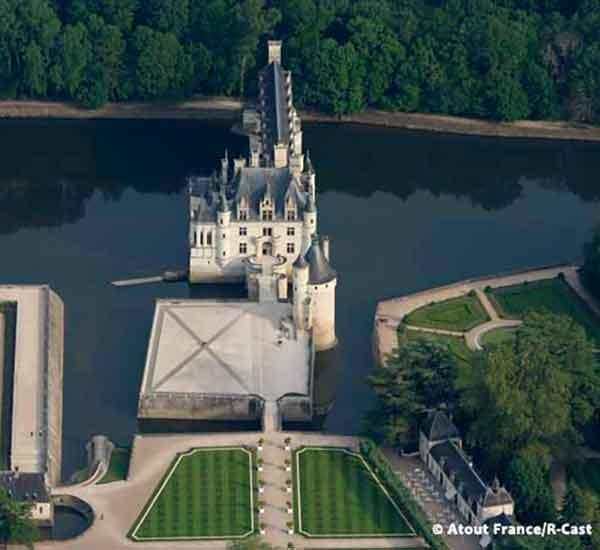 tour Normandia Bretagna Loira
