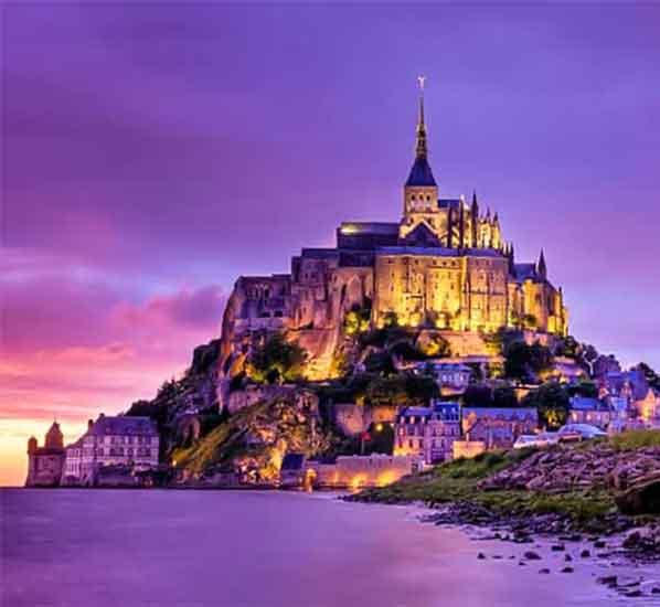 tour Normandia e Bretagna