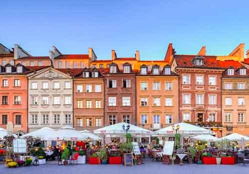Tour Varsavia - Cracovia - auschwitz