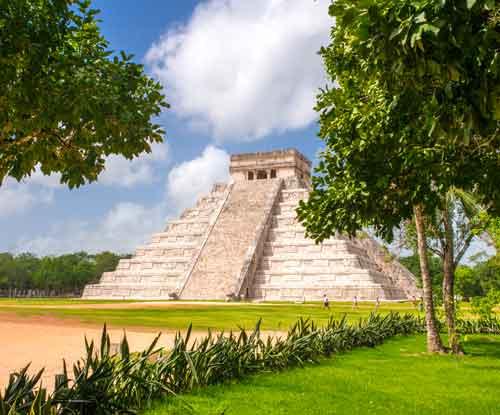 mini tour Yucatan