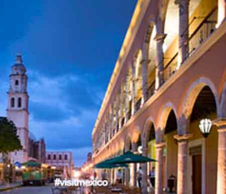 mini tour chiapas e Yucatan