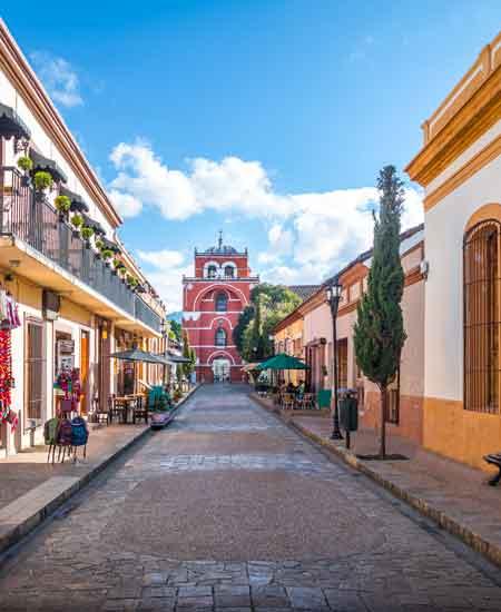 Tour Messico