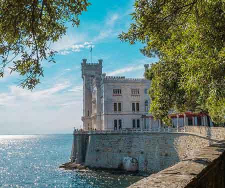 Tour del Friuli Venezia Giulia