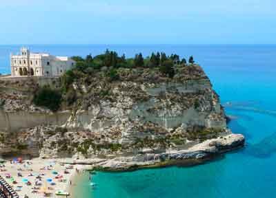tour della Calabria