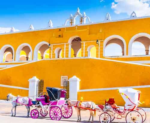 tour dello yucatan