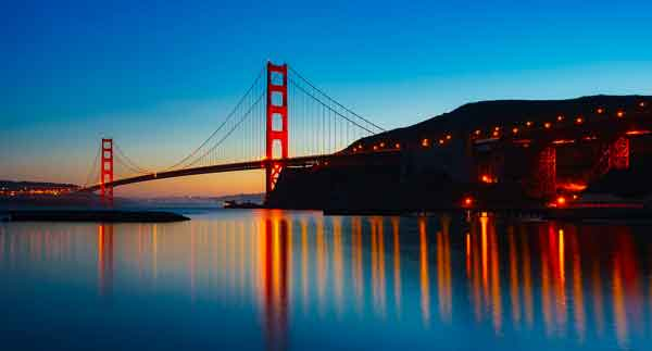 tour parchi ovest da San Francisco