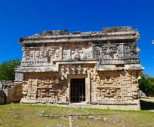 tour terra maya Yucatan e palenque