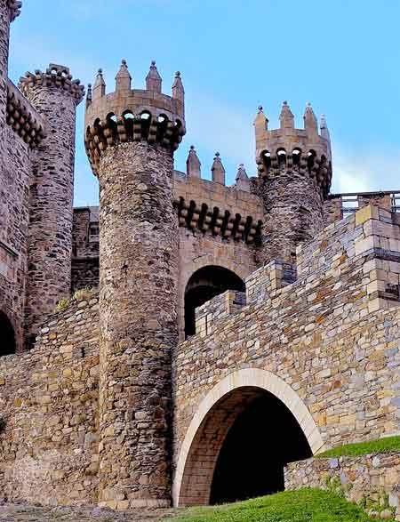 Cammino da Astorga a Sarria