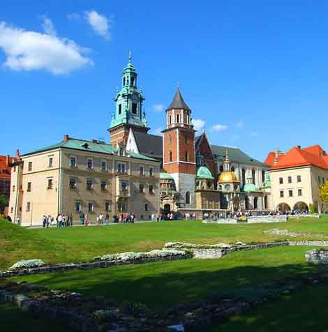mini tour Polonia