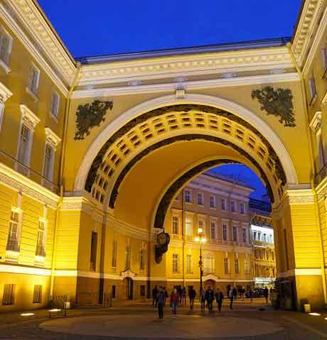 viaggio organizzato a San Pietroburgo