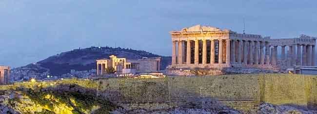 tour della Grecia - Atene