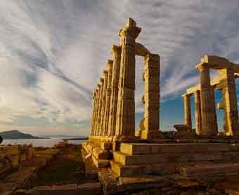 Grecia Classica - Capo Sunio