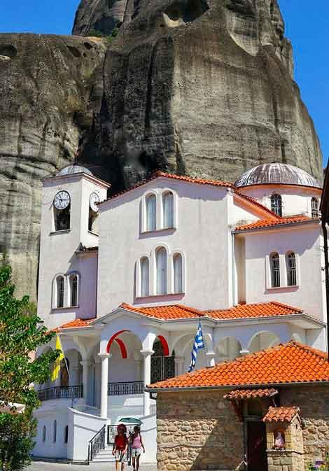 tour della Grecia e Meteore - Kalambaka