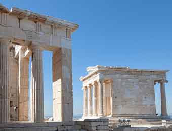 tour della Grecia - Acropoli