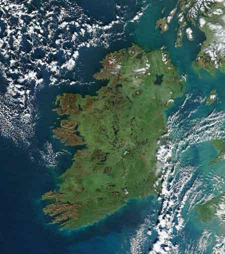tour organizzato Irlanda