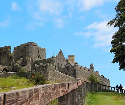 tour guidato Irlanda - Rock of Cashel