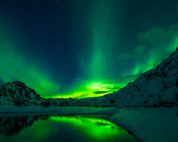Tour Islanda e aurora boreale
