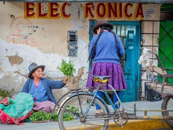 tour Peru' sensoriale e mistico